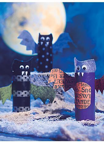 Kids' Halloween Craft Idea