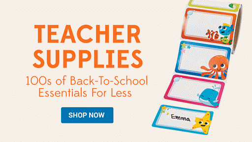 Teacher Supplies & Resources - Shop 100s of Btack-to-School Essentials for Less.