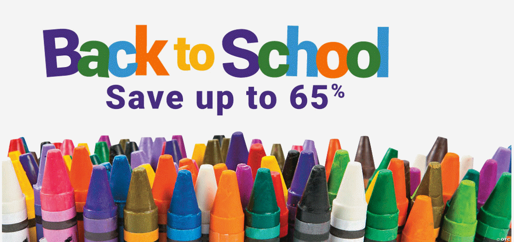 Back to School 500+ New Items