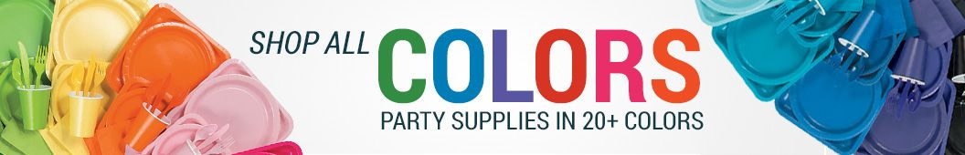 Solid Color Tableware Sale