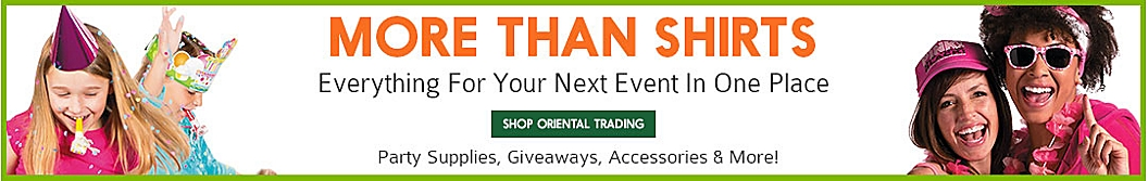 Shop More Great Finds at Oriental Trading Company