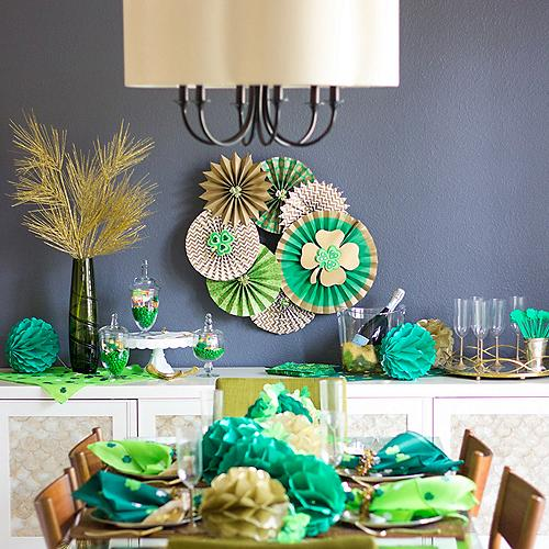 Host a St. Patrick's Dinner Party