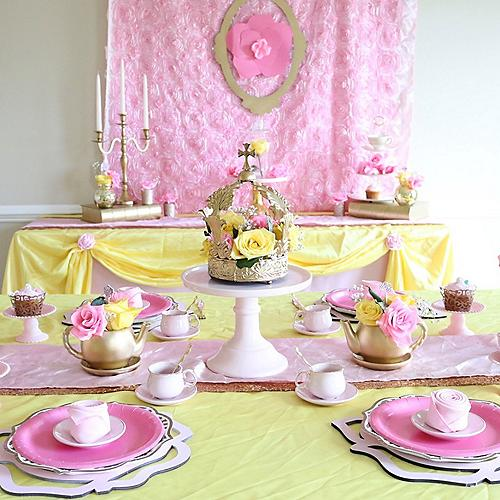 Beauty & the Beast Tea Party