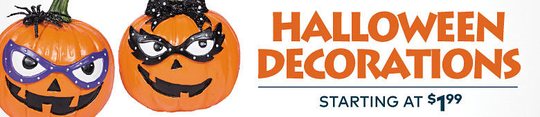 Halloween Decorations - Shop Hundreds of Spooky Supplies