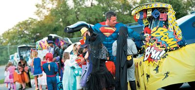 Trunk Or Treat Decorating Ideas For Cars Amp Trucks