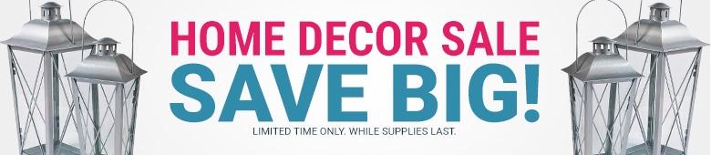 sale - Home Decor Sale