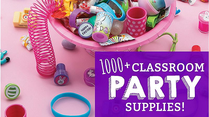 1000+ Classroom Party Supplies