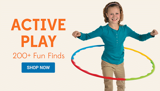 Shop Active Play 200+ Fun Finds