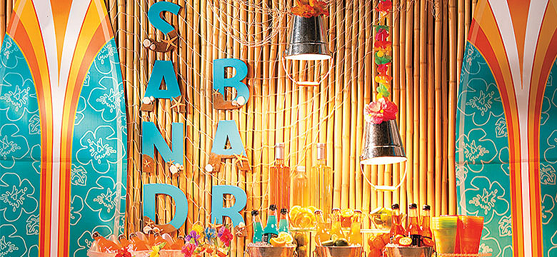 shop all decor - Luau Decorations