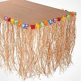 table covers - Luau Decorations