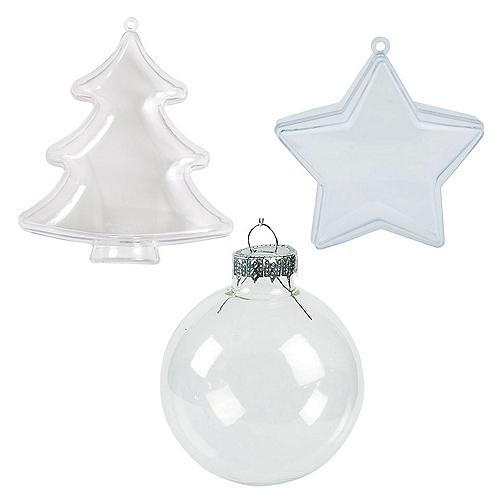 Ornament Craft Kit Ornament Crafts for Adults Holiday Ornament Craft