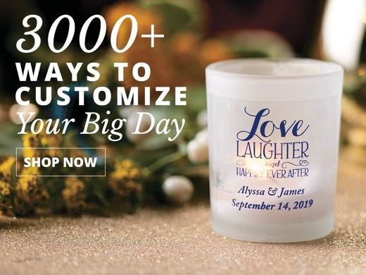 1000= Personalized Items