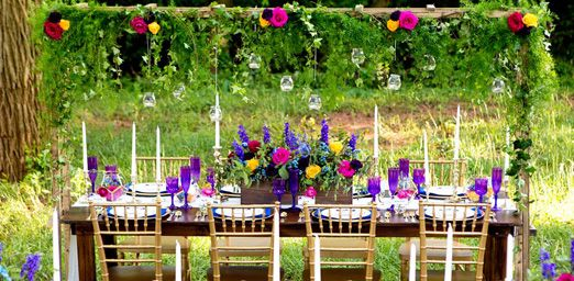 Jewel Tone Wedding Read More
