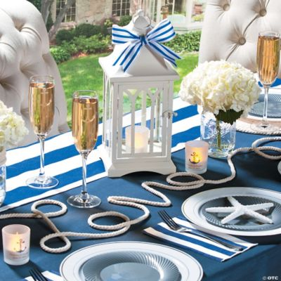 Nautical Decor Nautical Theme Party Decorations Party Supplies