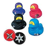 Ninja Toys & Games