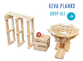 Keva Planks - Shop All