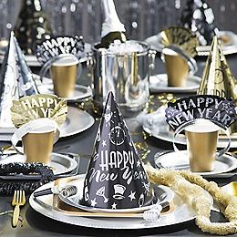 2018 New Year's Eve Party Supplies & Decorations ...
