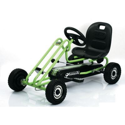 Tcom: Lightning Go Kart: Race Green from Mindware from Mindware.com Product Image