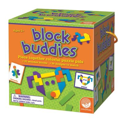 Block Buddies from Mindware from Mindware.com Product Image