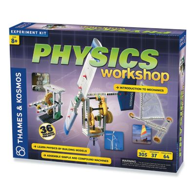 Thames & Kosmos Physics Workshop from Mindware