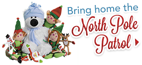 Meet the North Pole Patrol!