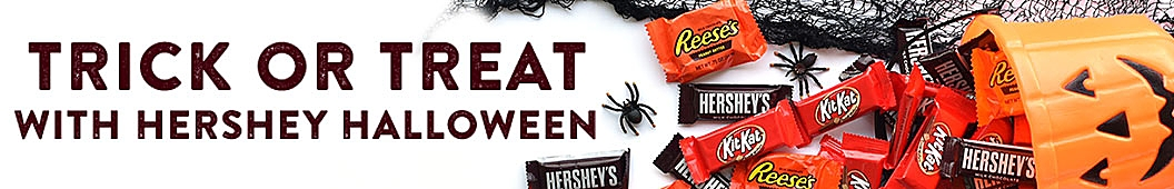 Trick or Treat Candy - Shop Hersheys