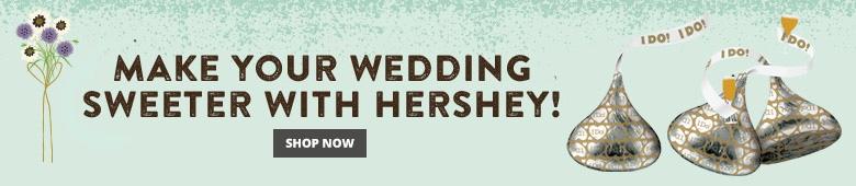 Shop Hershey's Wedding Candy