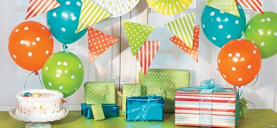 Party Decorations 5000 Decor Items for PicturePerfect Parties