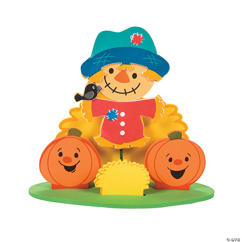 3D Scarecrow Scene Craft Kit