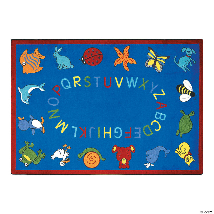 ABC Animals® Classroom Rug