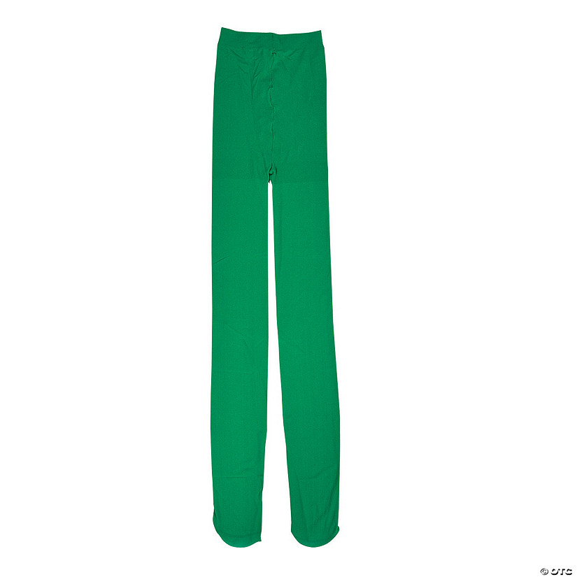 Adult's Green Tights