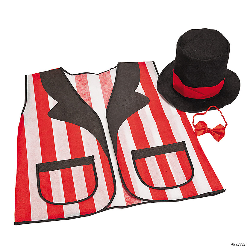 Adult's Carnival Costume Set