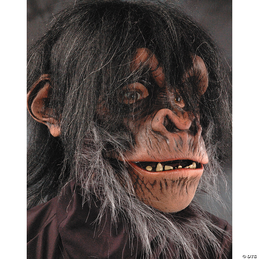 Adult's Chimp Mask