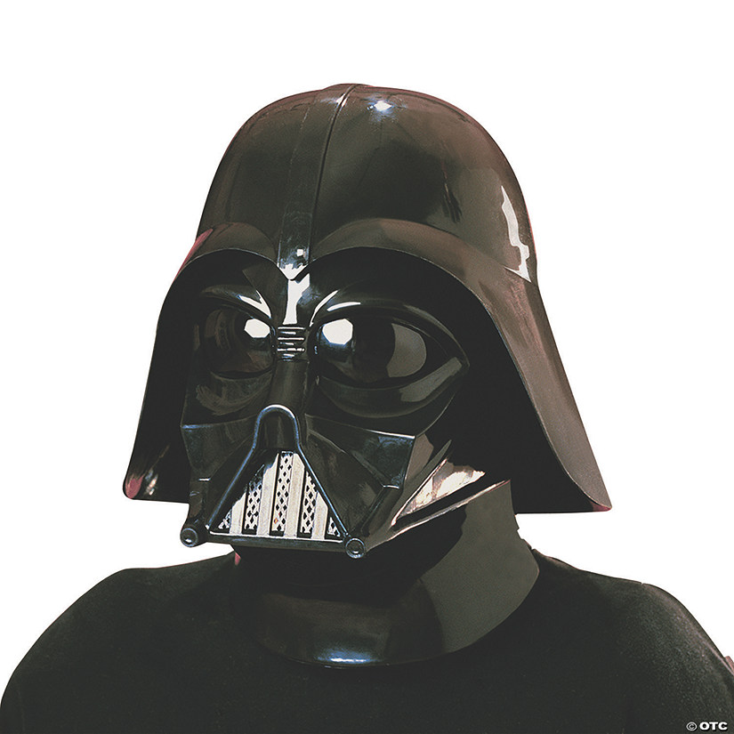 Adult's Deluxe Star Wars™ 2-Piece Darth Vader Mask