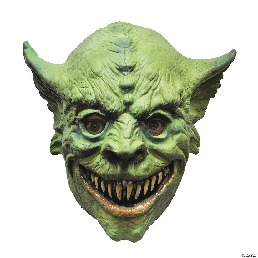 Adult's Demon Mini Monster Mask
