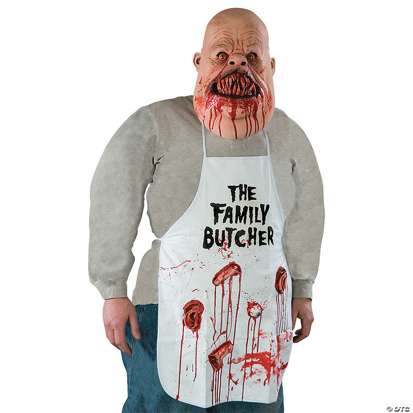 Adult's Family Butcher Apron