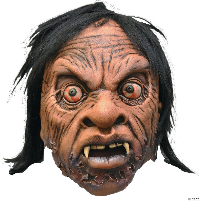 Adult's Halloween Voo Doo Mask