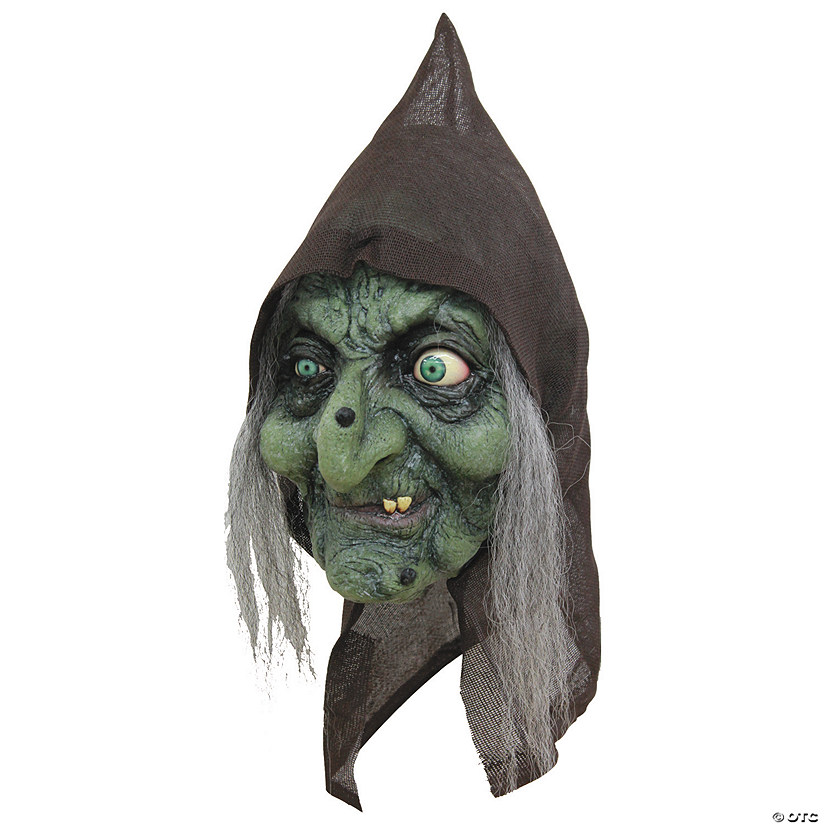 Adult's Old Hag Mask