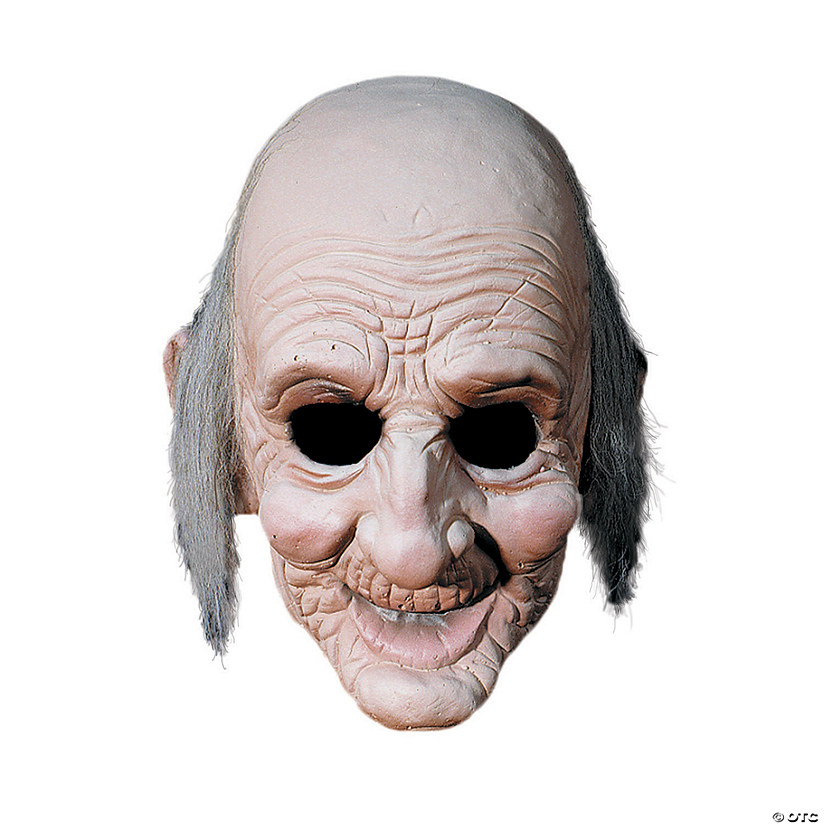Adult's Pa Old Man Mask