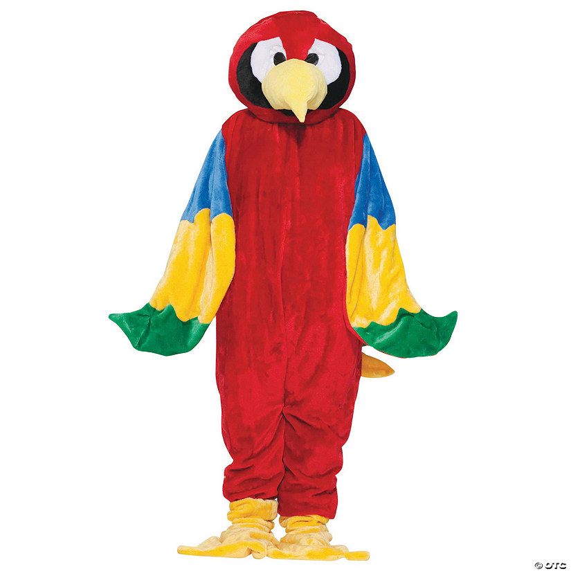 Adult's Parrot Mascot Costume