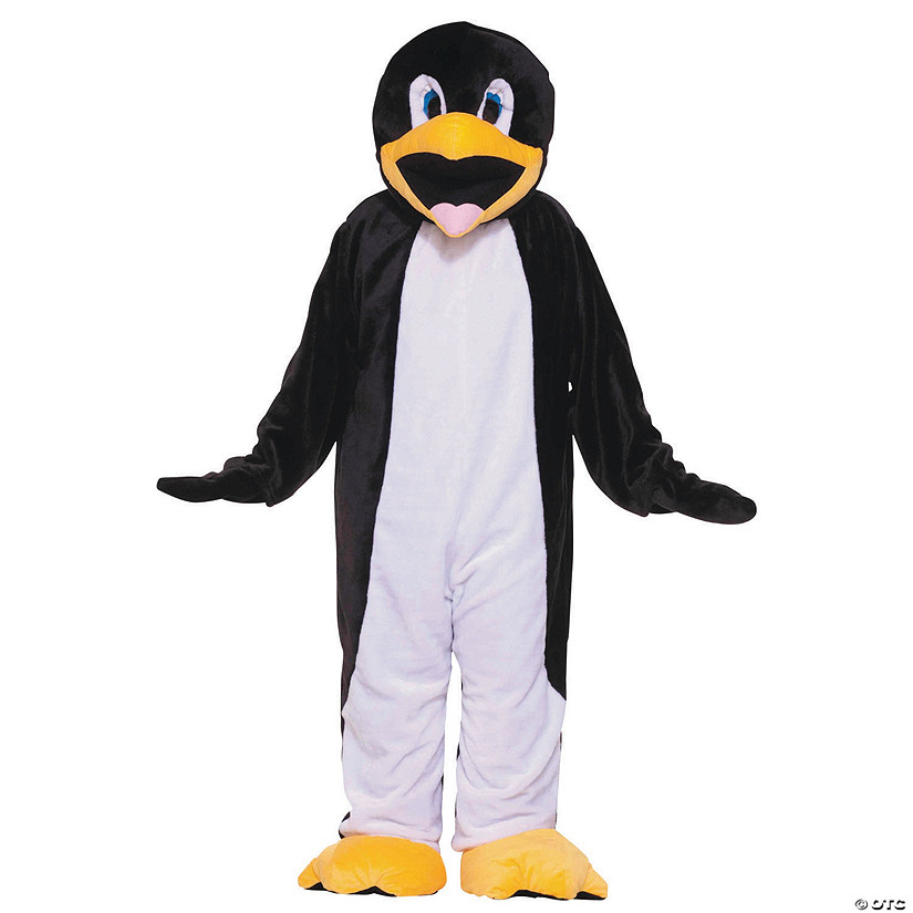 Adult's Penguin Mascot Costume