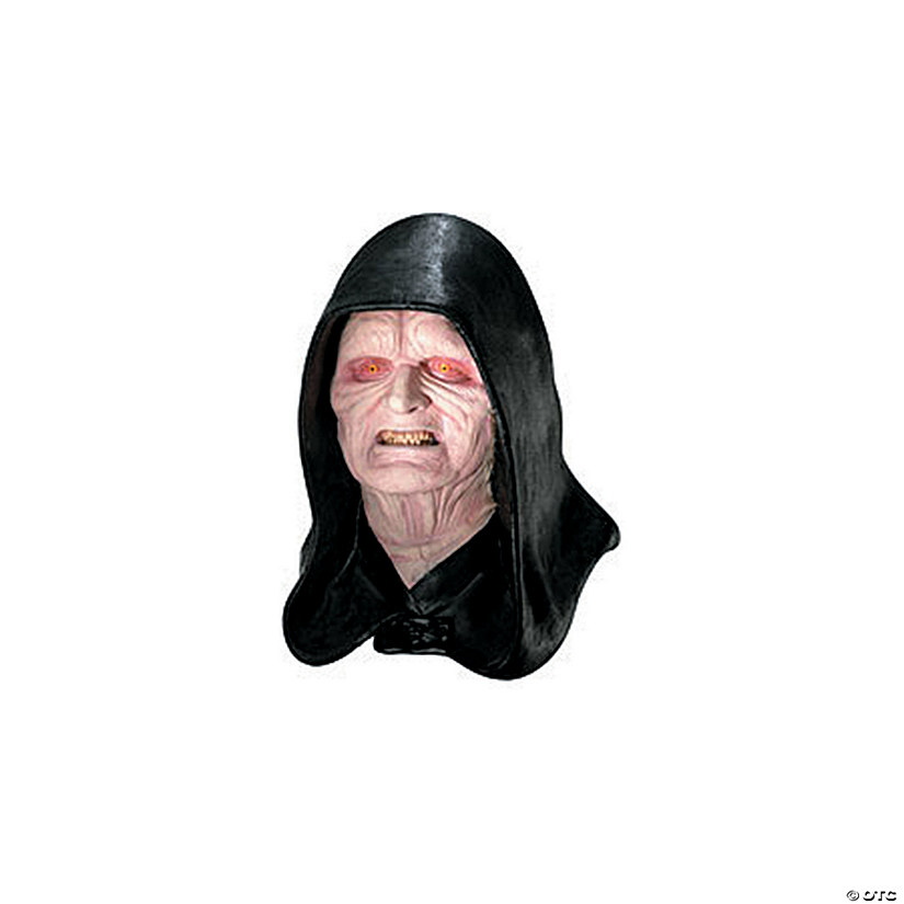 Adult's Star Wars™ Emperor Palpatine Mask