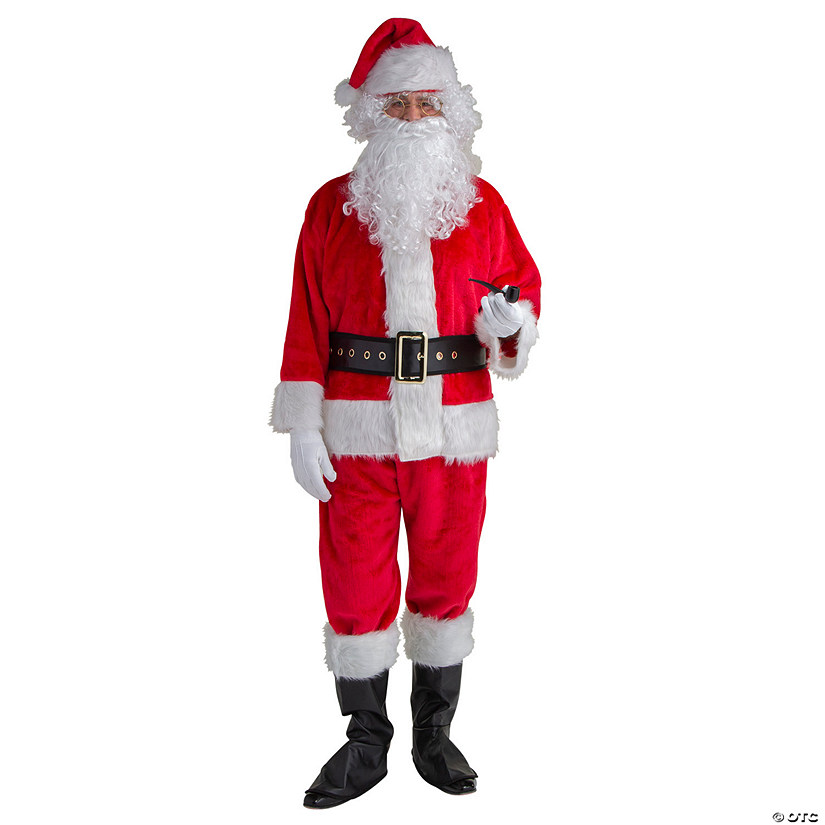 Adult's Ultimate Santa Suit Costume