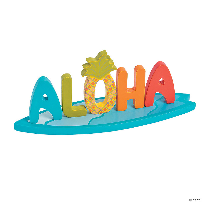 Aloha Table Topper