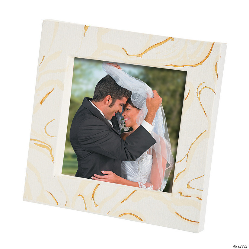 American Crafts™ Marble Watercolor Photo Frame