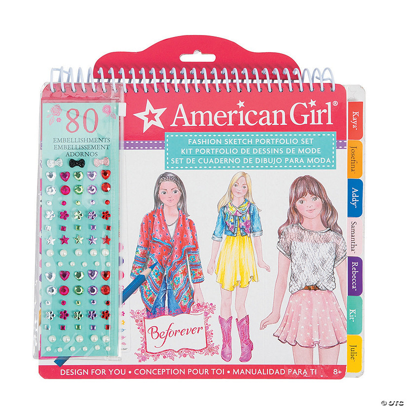 American Girl Crafts™ Sketch Portfolio