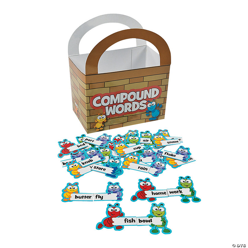 Ant Compound Word Matching Game