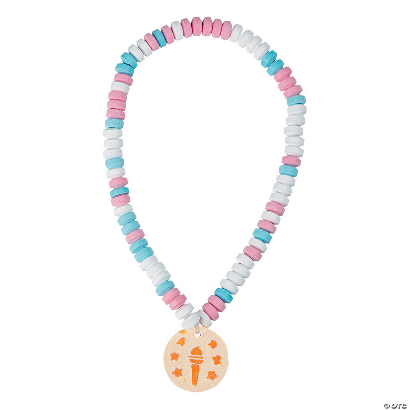 Award Hard Candy Necklaces