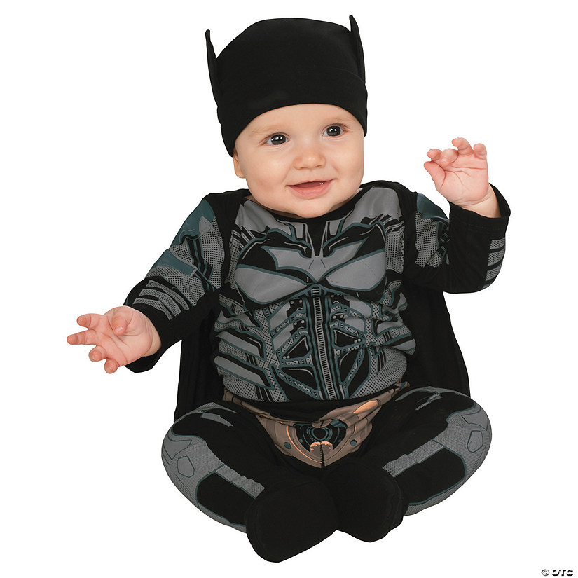 Baby Batman™ Costume - 6-12 Months