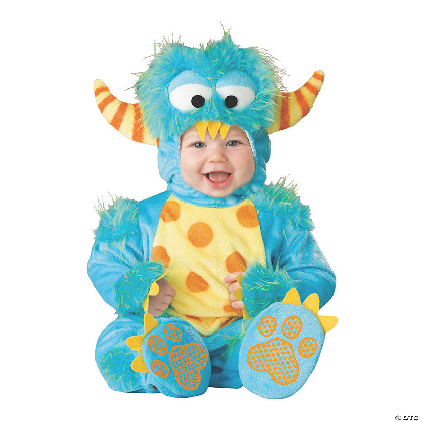 Baby Boy's Lil Monster Costume - 12-18 Months